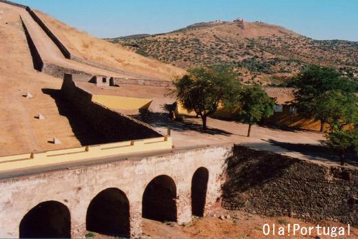 ポルトガルの世界遺産:国境駐屯都市エルヴァスとその要塞群