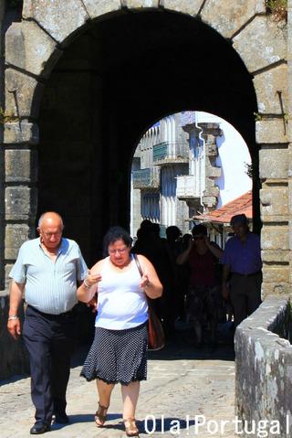 ポルトガル国境貿易の町:ヴァレンサ・ド・ミーニョ