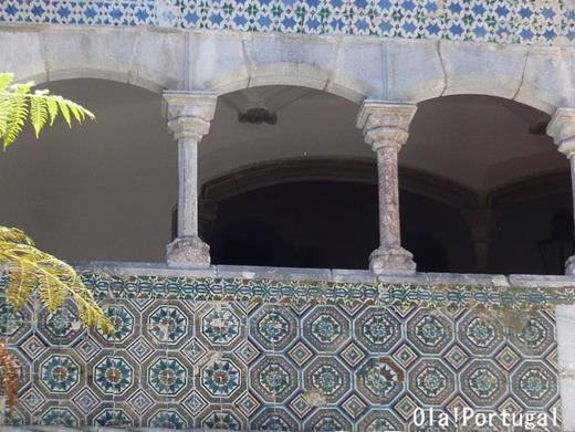 ポルトガル旅行記:Sintra シントラ(ペナ宮)