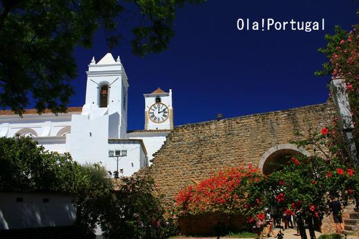 タヴィラ旅行記:Castelo de Tavira タヴィラ城