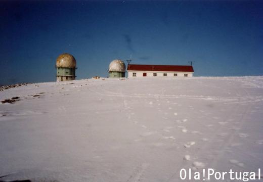 ポルトガルでスキー:エストレーラ山脈