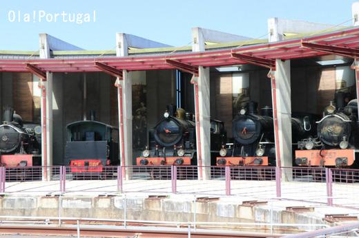 エントロンカメントの鉄道博物館