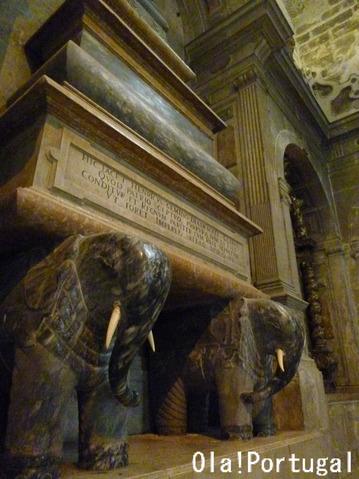 Mosteiro dos Jeronimos, Elefante
