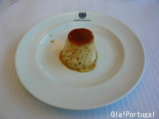 ポルトガルのデザート Sobremesa : Pudim Flan プディン・フラン