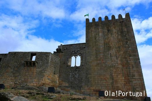 ポルトガル古城巡りの旅:ベルモンテ城