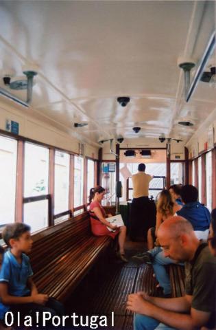 リスボン市電とケーブルカー
