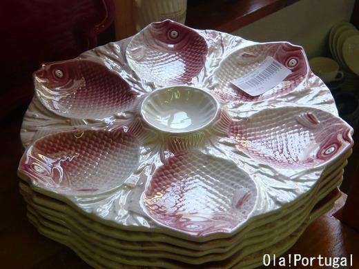 ポルトガルを代表する陶器:ボルダロ