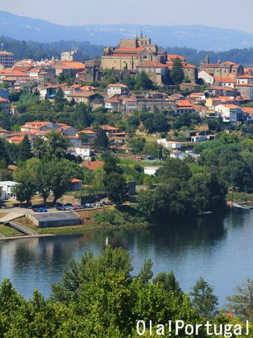 ポルトガル旅行記:ヴァレンサ・ド・ミーニョ