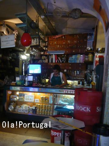 リスボンの缶詰カフェ:Sol e Pesca ソル・イ・ぺスカ