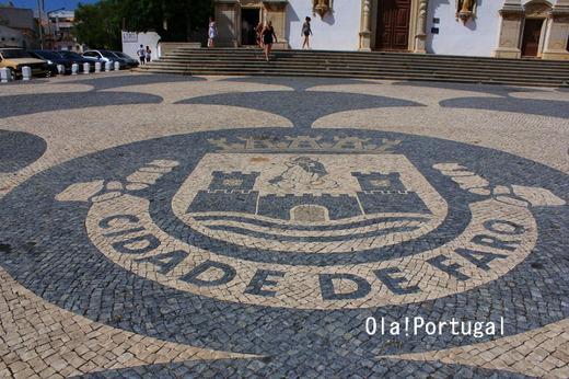 ポルトガルの石畳モザイク:カルサーダ