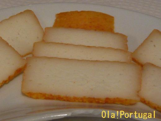 Queijo de NISA ケイジョ・デ・ニーザ (ニーザサンのチーズ)
