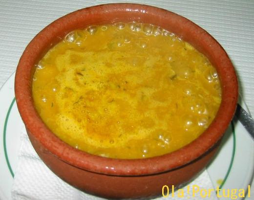 アルガルヴェ地方の郷土料理:Arroz de Lingveirao