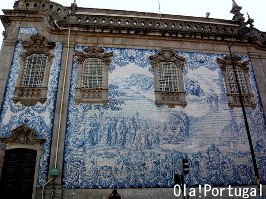 Igreja das Carmelitas , Porto