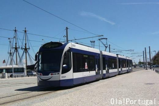 Metro Transportes do Sul (カシーリャスの路面電車)