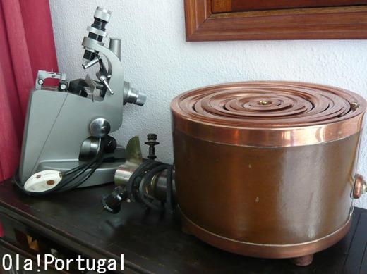ポルトガル語:Estou constipado 風邪をひいた