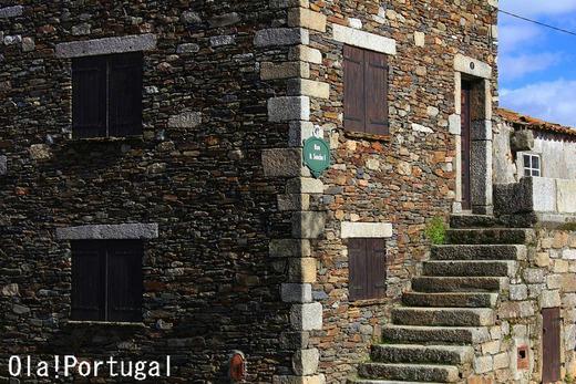 ポルトガル北東部の建物