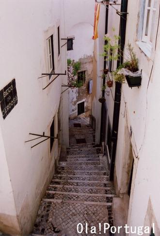 世界ふれあい街歩き:リスボン・アルファマ