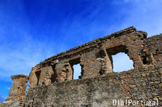 ポルトガル政府指定・歴史的村々:カステロ・ロドリゴ