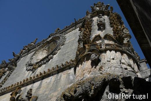 ポルトガルのキリスト騎士団(テンプル騎士団が前身)の本拠地