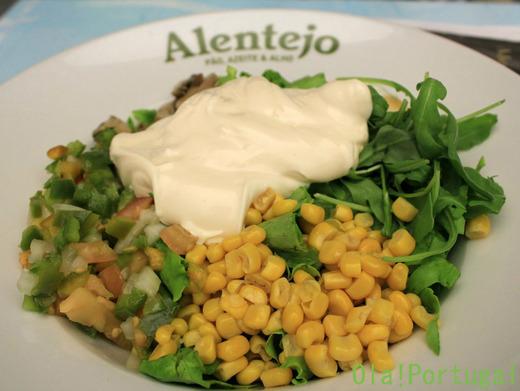ポルトガル料理:Salada サラダ