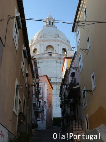 ポルトガル旅行記:リスボン(アルファマ地区)