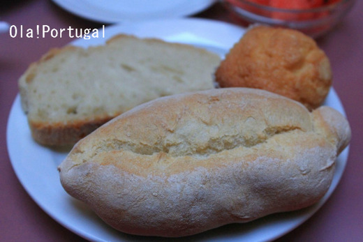 ポルトガルはパンが秘かに、とっても美味しい
