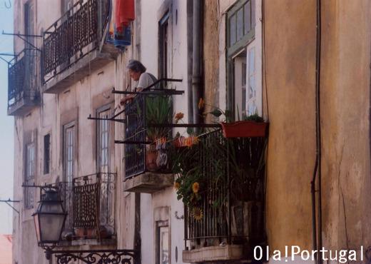 リスボンの下町アルファマに行って来た