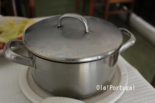 ポルトガル料理:ポルトガルの海鮮鍋料理