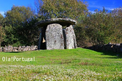 ポルトガル巨石遺跡巡りの旅:アンタ・デ・ペーラ・ド・モソ