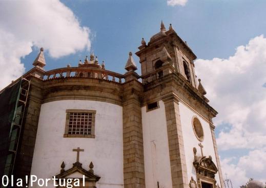 ボン・ジェスズ・ダ・クルス教会(バルセロス)