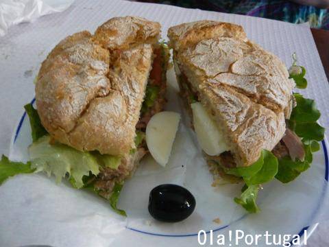 ポルトガルB級グルメ:ビファーナ