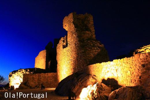 サンチャゴ巡礼ポルトガルの道の宿場町:カステロ・ロドリゴ