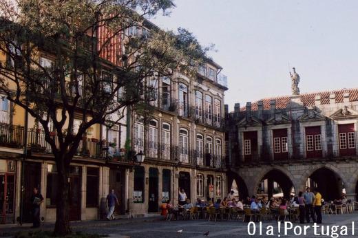 ポルトガル旅行記:ポルトガル発祥の地:ギマランイス