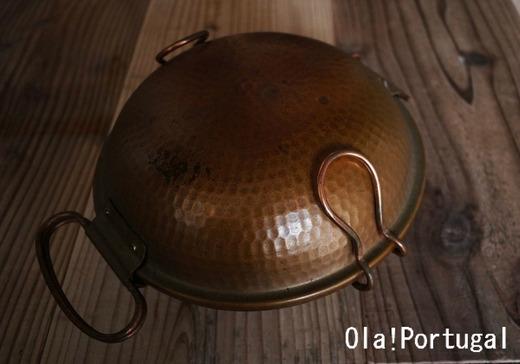 アルガルベ地方の郷土料理:Cataplana カタプラーナ
