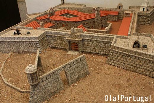 ポルトガル古城巡り:Castelo de Caminha カステロ・デ・カミーニャ