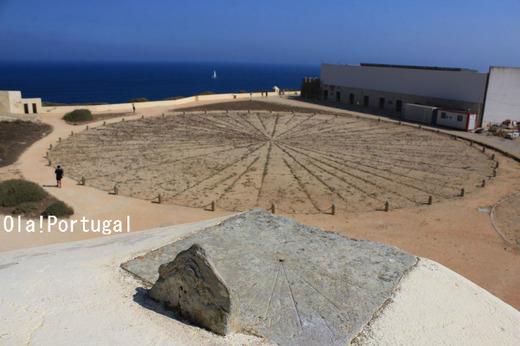 ポルトガル旅行記:Sagres サグレス要塞