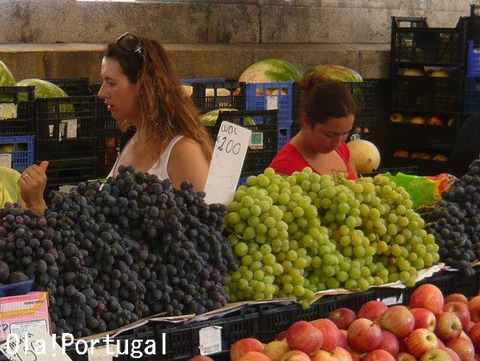 ポルトガルの果物:Uvas ウヴァシュ(ぶどう)