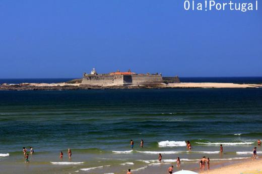 海上の星型要塞:ポルトガル(カミーニャ)
