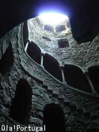 ポルトガル旅行記:シントラ・レガレイラ宮殿