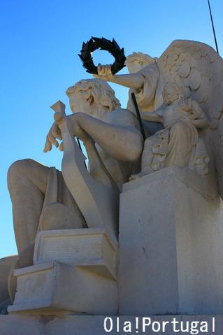 ポルトガル(リスボン)旅行記:勝利の門