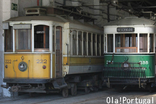 ポルトの市電博物館への行き方
