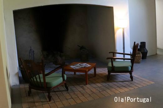 ポルトガルの暖炉