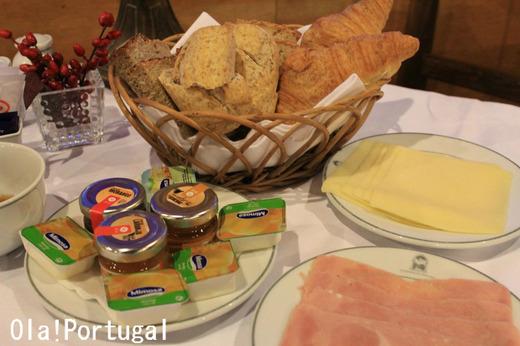 ポザーダのレストラン(ブラガンサ)