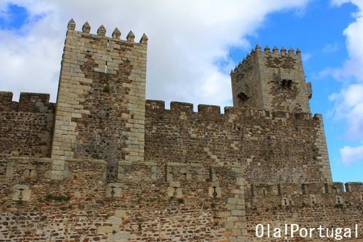 ポルトガルの中世のお城:サブガル城