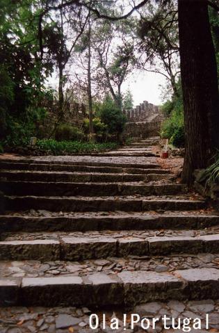 ポルトガル城跡巡り:レイリア城