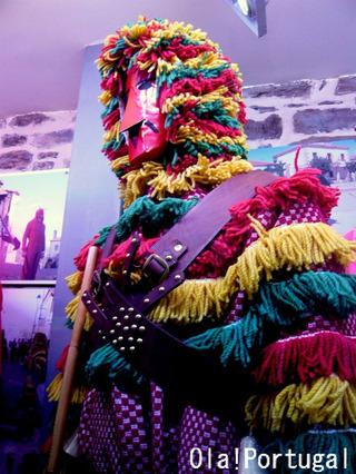 ポルトガルの祭り:トウラス・オス・モンテス地方