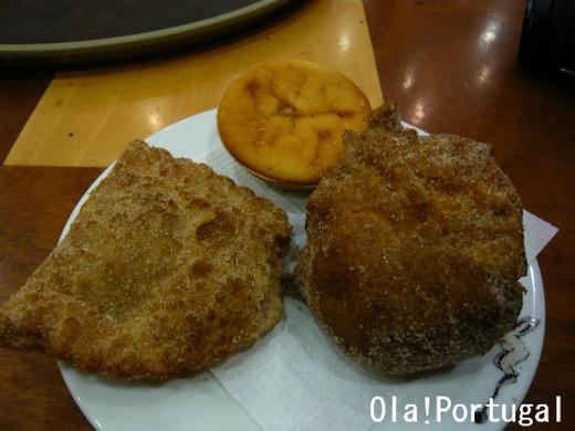 ポルトガル料理(デザート):ソーニョス