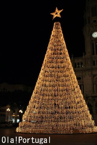 ポルトのクリスマス&カウントダウン
