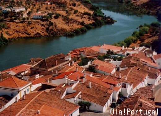 ポルトガル旅行記:Mertola メルトラ