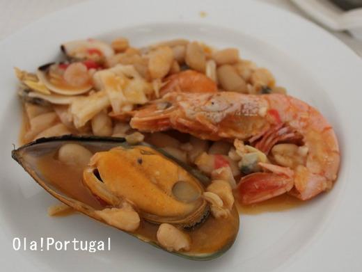ポルトガル料理:ビーチリゾートの海鮮料理